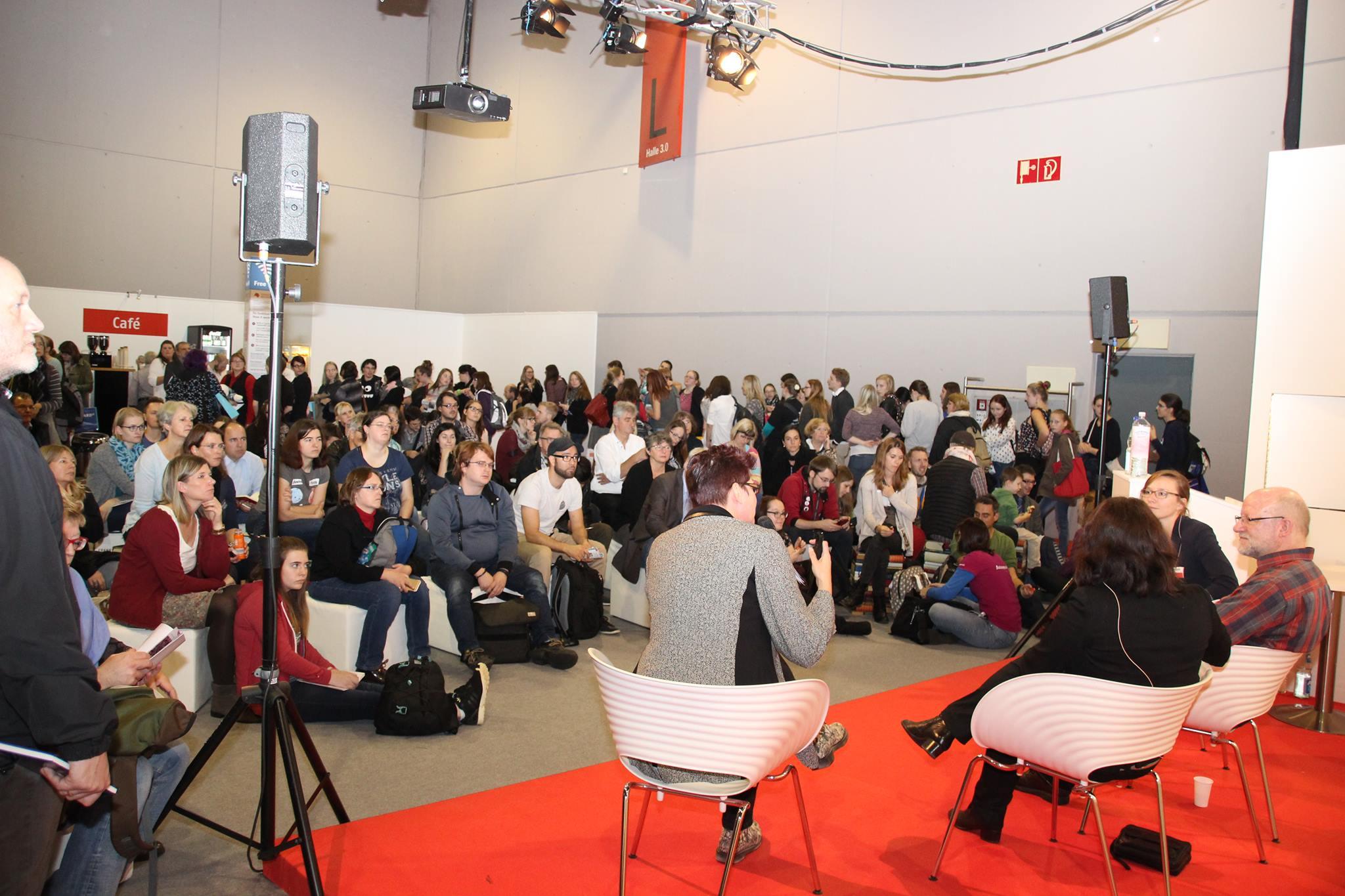 Buchmesse 2016 Frankfurt